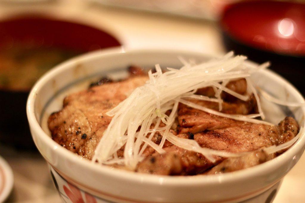 十勝豚丼 いっぴん 豚丼