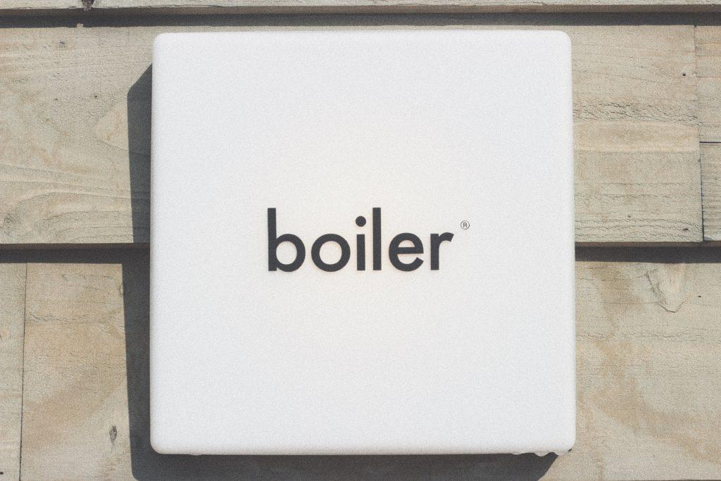 boiler 看板