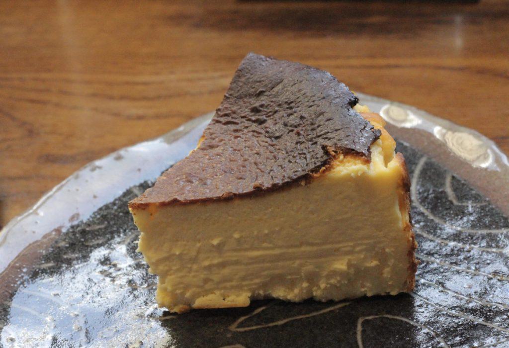 boiler バスクチーズケーキ