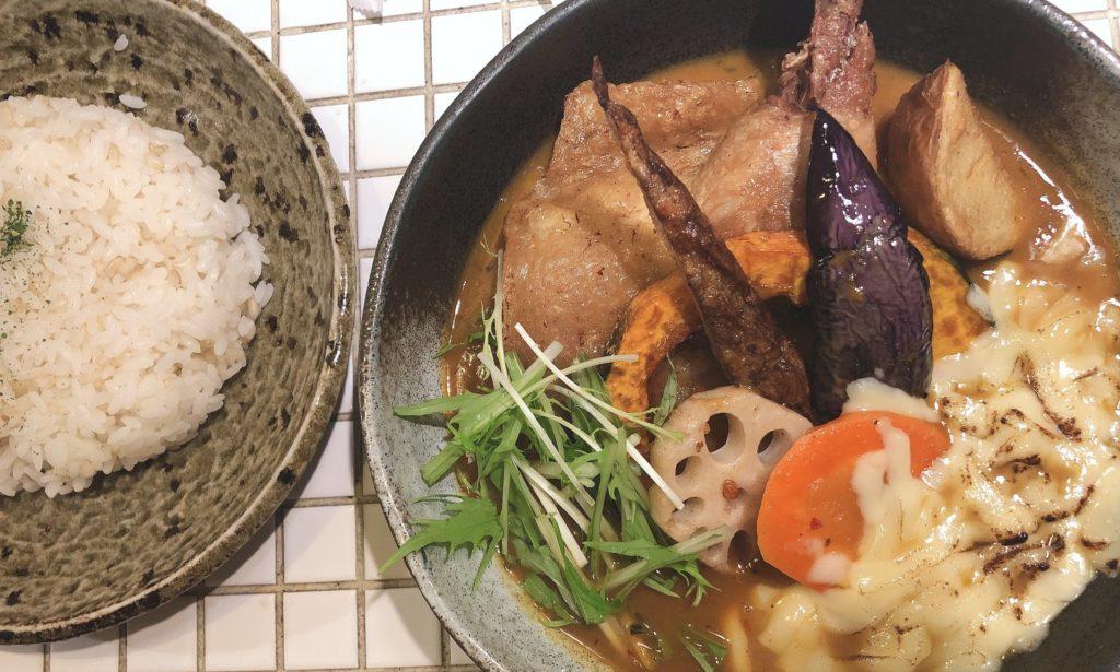 スープカレー サムライ