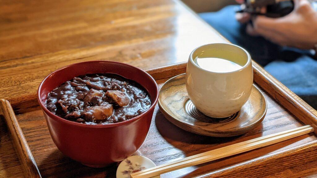 円山茶寮 メニュー