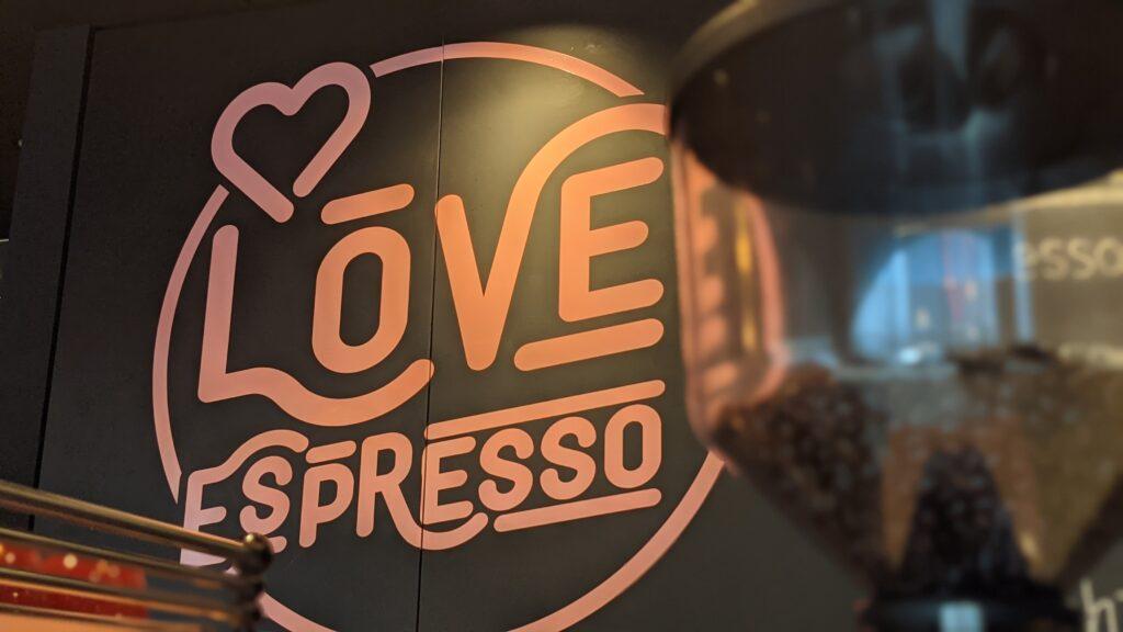 love espresso ラブエスプレッソ 札幌