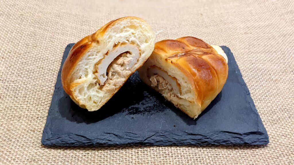 どんぐり 札幌 ちくわパン
